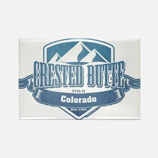Crested Butte Colorado Ski Resort Magnets