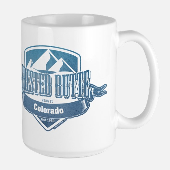 Crested Butte Colorado Ski Resort Mugs