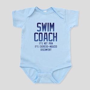 Swim Coach It's Exercise Induc Baby Light Bodysuit