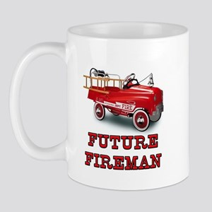 Future Fireman,  Mug