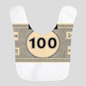 Keeping it 100 Polyester Baby Bib