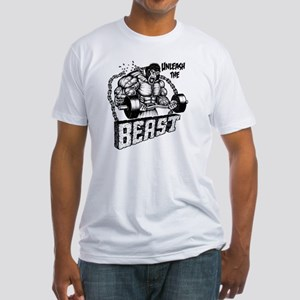 Unleash The Beast Fitted T-Shirt