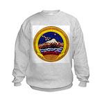 USS KISKA Kids Sweatshirt