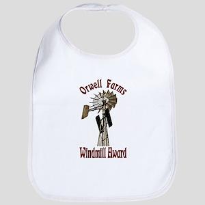 Windmill Award Bib
