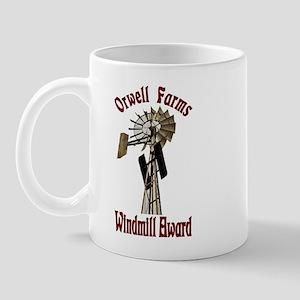 Windmill Award Mug