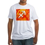 Sagittarius Fitted T-shirt (Made in the USA)