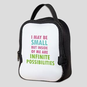 INFINITE POSSIBILITIES Neoprene Lunch Bag