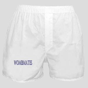 WombMates Boxer Shorts