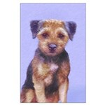 Border Terrier Large Poster