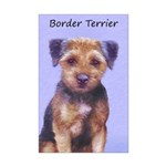 Border Terrier Mini Poster Print