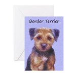 Border Terrier Greeting Cards (Pk of 20)