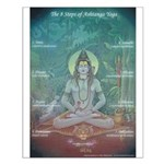 Ashtanga Yoga Poster for Teaching