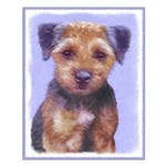 Border Terrier Small Poster