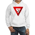 Yield to Tolerance Hooded Sweatshirt