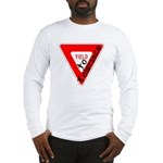 Yield to Tolerance Long Sleeve T-Shirt