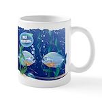 Nice Piercing / Hooked Fish Mug