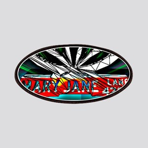 3D-Mary Jane Lane Patch
