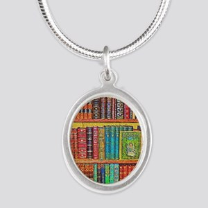 Library Necklaces