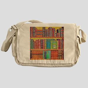 Library Messenger Bag