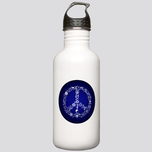 coexist/peace Stainless Water Bottle 1.0L