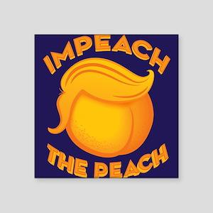 impeach trump Sticker