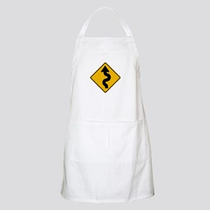 Winding Road - USA BBQ Apron