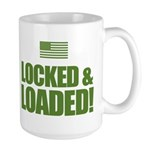 Locked and Loaded Mugs