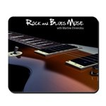 Rock And Blues Muse Mousepad