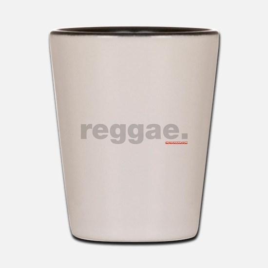 Reggae Shot Glass