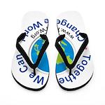 TWCCTW product Flip Flops