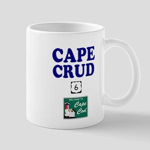 CAPE CRUD - CAPE COD - MASSACHUSETTS Mugs