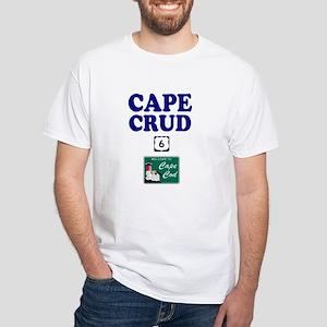 CAPE CRUD - CAPE COD - MASSACHUSETTS T-Shirt