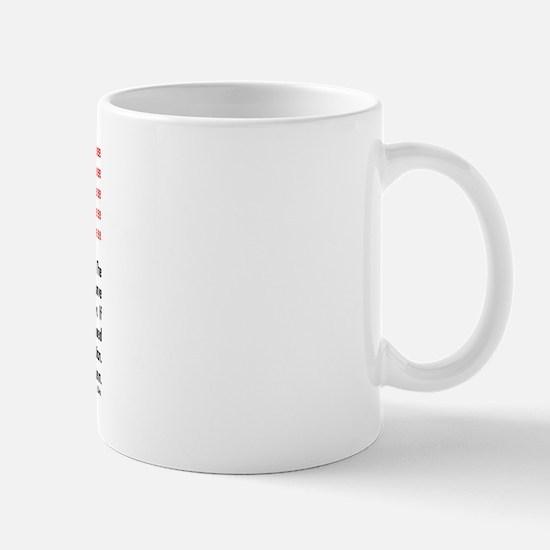Emergency Broadcasting System Mug
