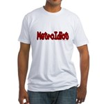 MetroIdiot Fitted T-Shirt