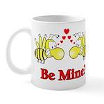 Be Mine Bees Mug