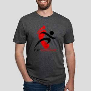 runbarefoo T-Shirt