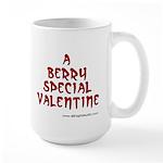 Berry Special Valentine Large Mug