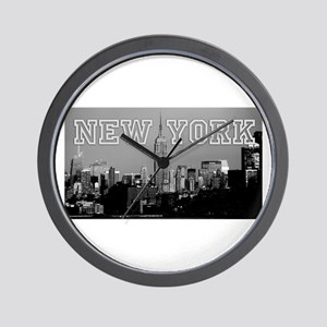 Empire State New York City - Pro Photo Wall Clock