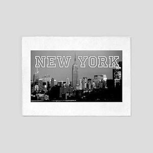 Empire State New York City - Pro Ph 5'x7'Area Rug