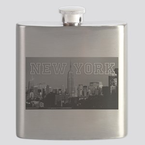 Empire State New York City - Pro Photo Flask