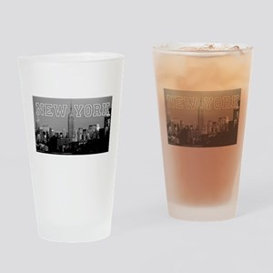 Empire State New York City - Pro Ph Drinking Glass