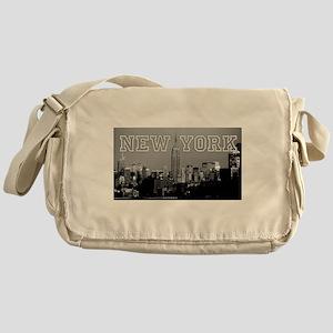 Empire State New York City - Pro Pho Messenger Bag