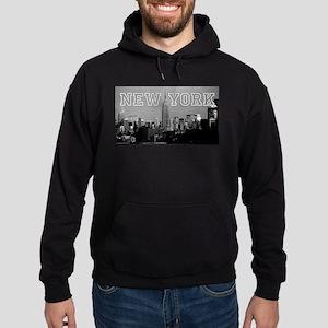 Empire State New York City - Pro Pho Hoodie (dark)