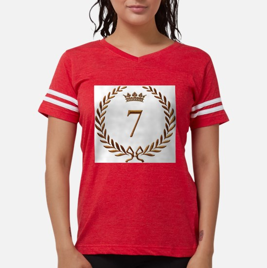 Napoleon gold number 7 Ash Grey T-Shirt