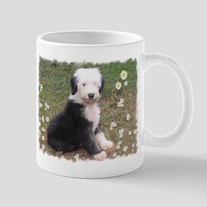 Old English Sheepdog puppy Mug