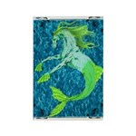 Hippocampus Rectangle Magnet (10 pack)