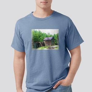 Great Smoky Mountains NP Mingus Mill T-Shirt