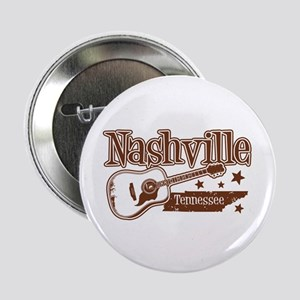 Nashville Tennessee Button