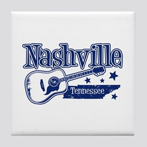 Nashville Tennessee Tile Coaster