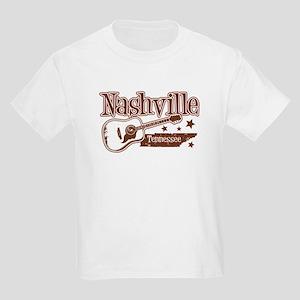 Nashville Tennessee Kids T-Shirt